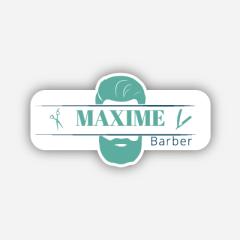 Illustration : Name tag - Metal - Custom shape - Hairdressers & Barbers - Inspiration 262