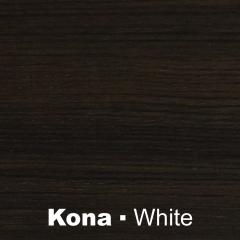Plastic Kona engraved White Wetag