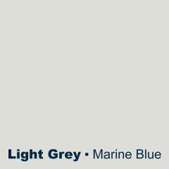 Light grey engraved marine